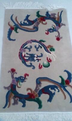 チベット絨毯