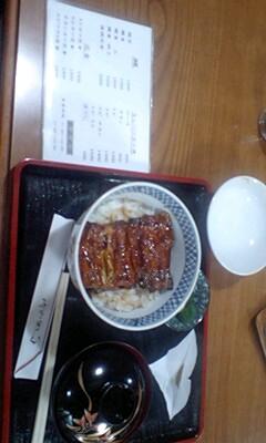 静岡でのお昼ご飯