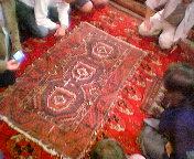 部族絨毯の会