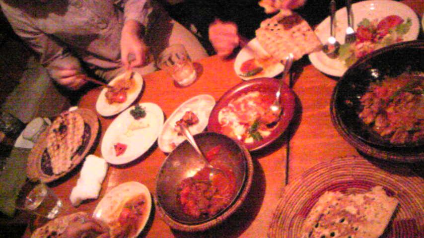 アフガンレストラン