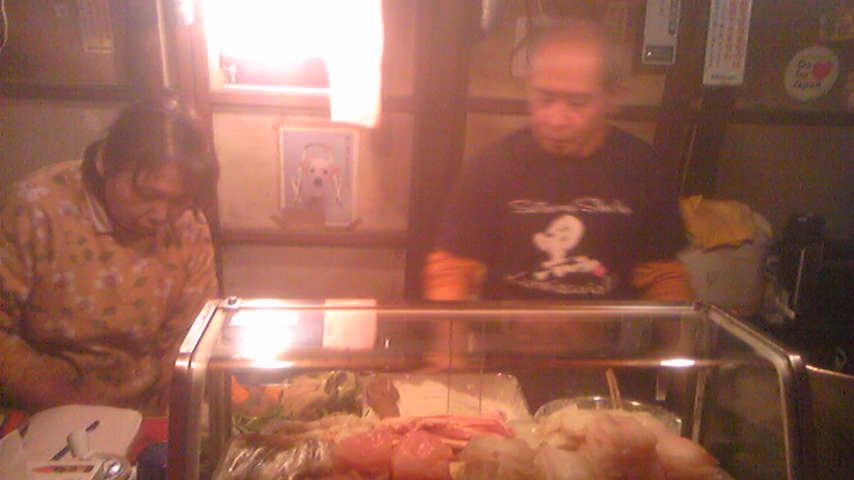 博多屋台の天ぷら